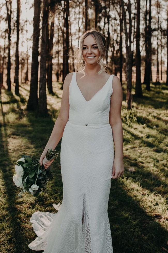 Karen Willis Holmes Rylie Gown