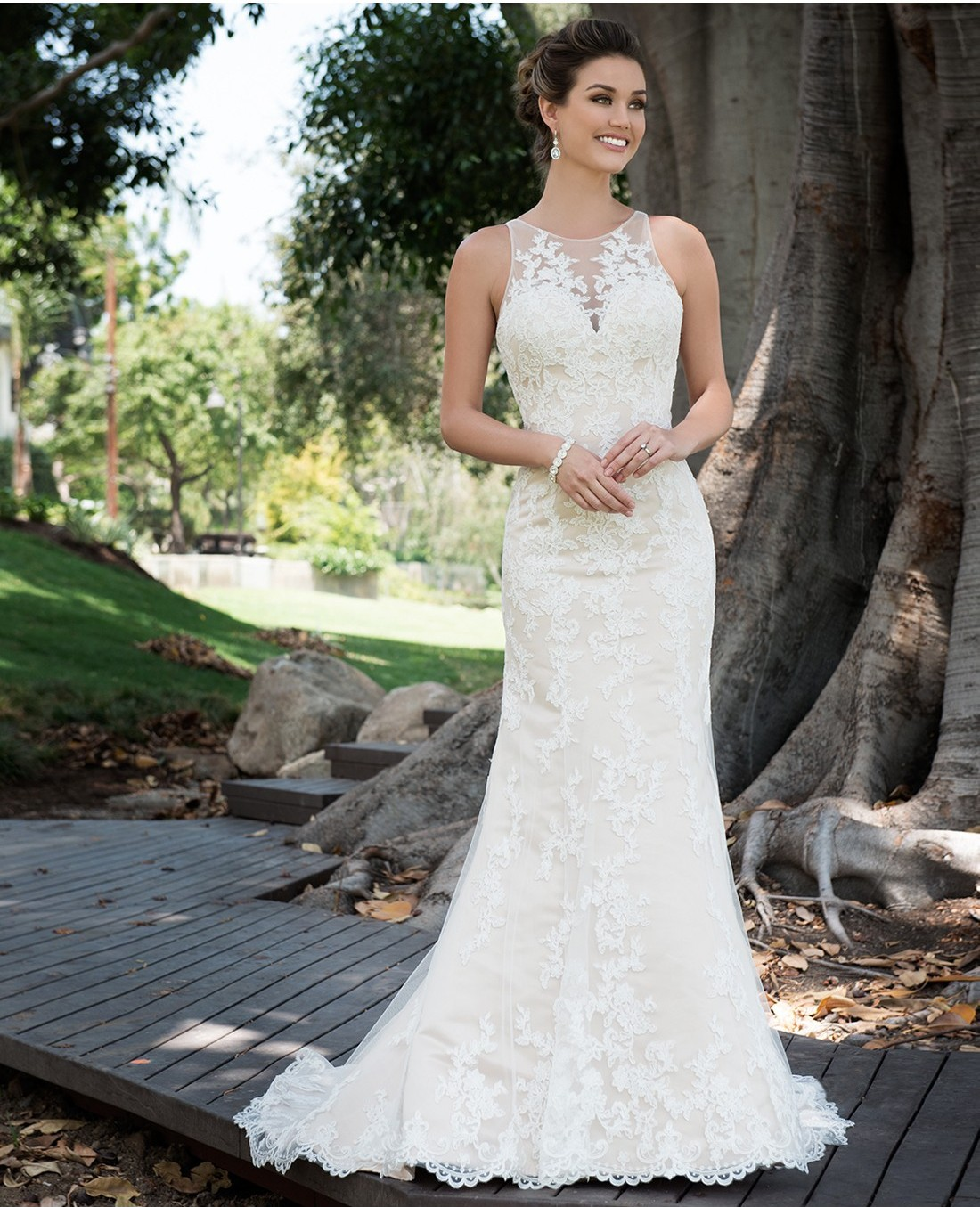 Symphony Of Venus VE8220 Used Wedding Dress On Sale 58