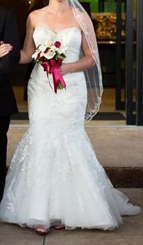 Allure Bridals 9266