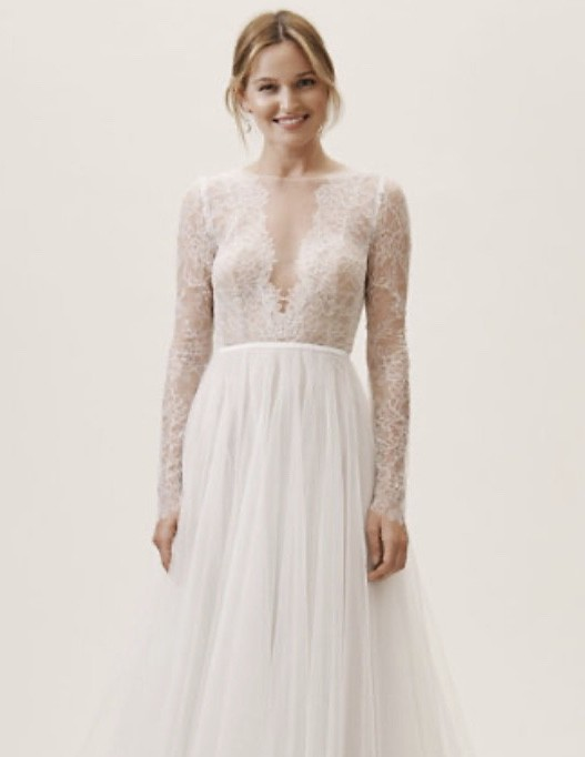 Watters Rutledge Gown (BRAND NEW)
