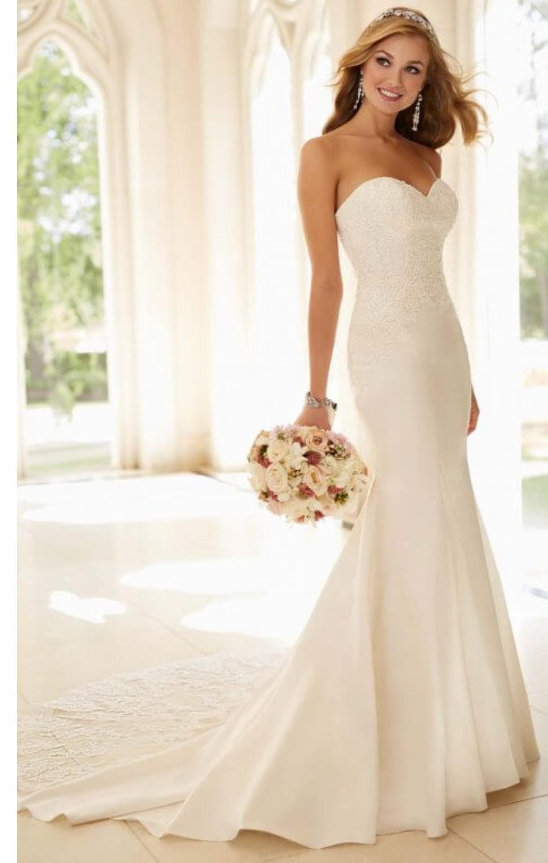Stella York Dolce Fit N Flare 6326 Wedding Dress On Sale 72 Off