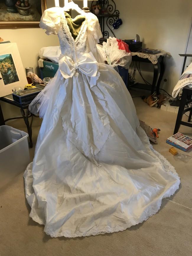 VanLear Bridals, Style Name:  Bustle