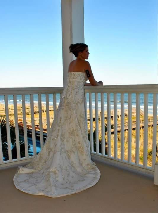 Emerald Bridal, A-Line