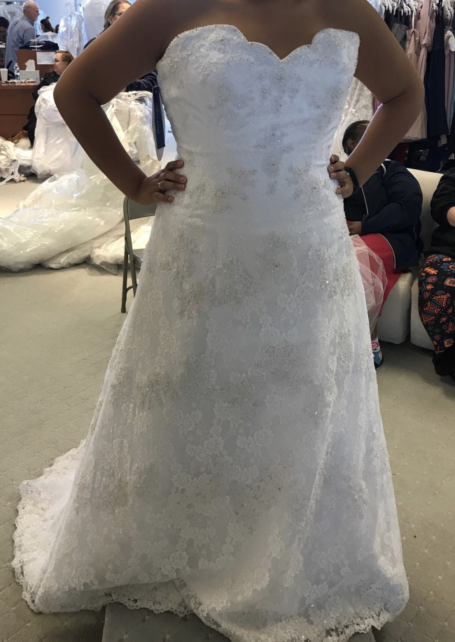 Alfred Angelo 801