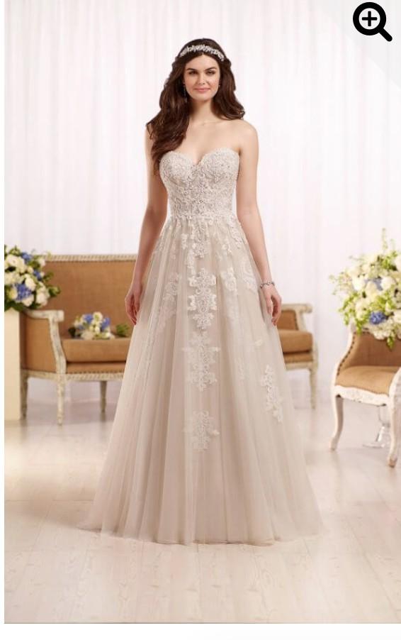 Essense Of Australia D2121 Wedding Dress On Sale 53 Off
