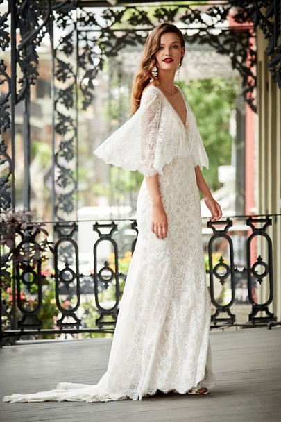 BHLDN, Tres Chic Gown