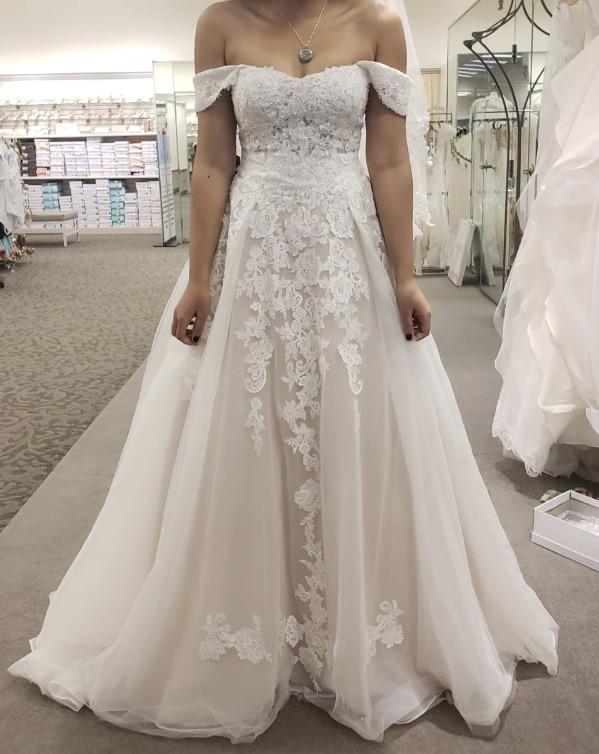 David's Bridal, 7WG3861