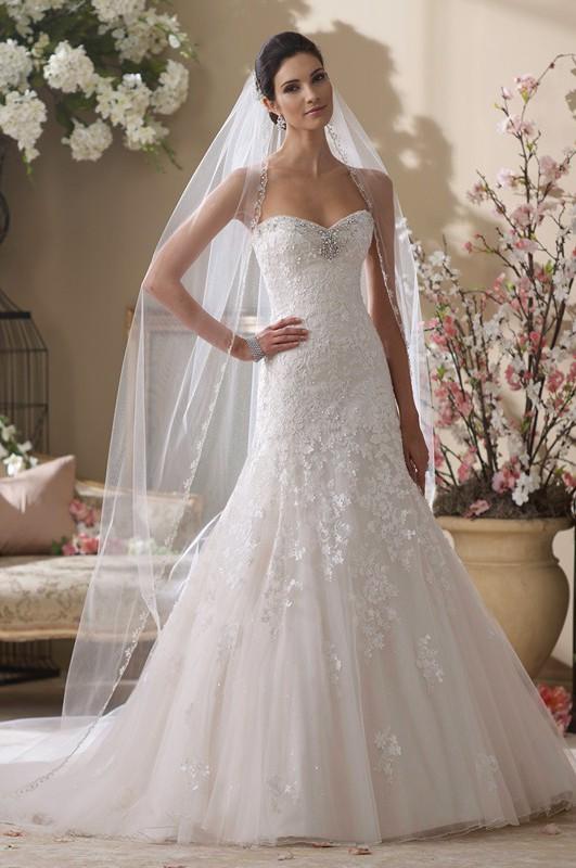 d078cf5fd9 David Tutera Picabo Used Wedding Dress on Sale 59% Off - Stillwhite Canada