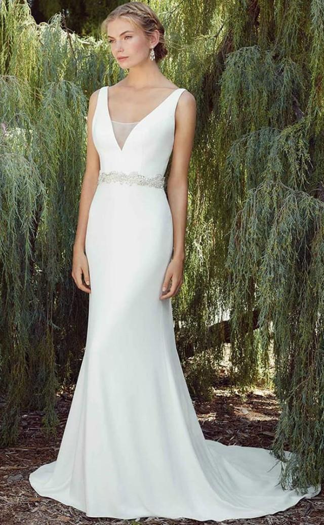 Casablanca Bridal 2268 Delphinium