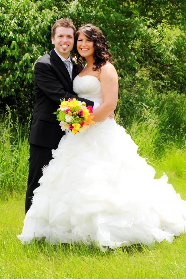 Allure Bridals Custom Made