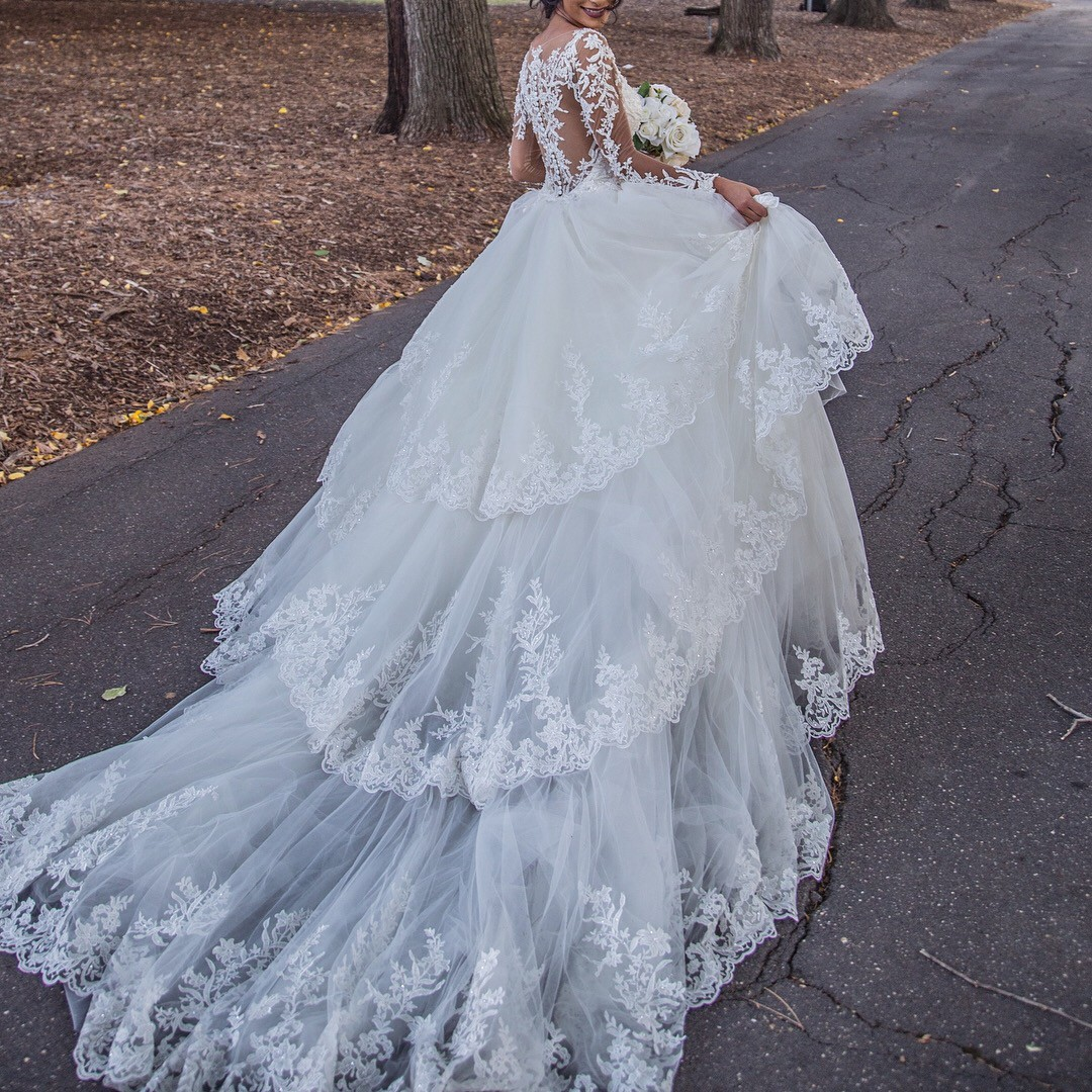 Second Hand Wedding Dresses: Demetrios Second Hand Wedding Dress On Sale