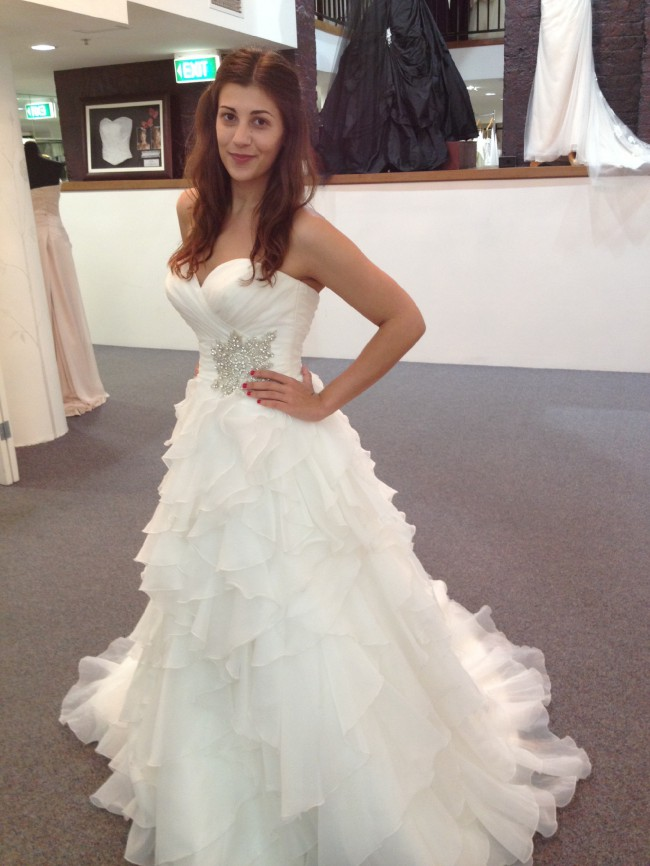Allure Bridals, 8862
