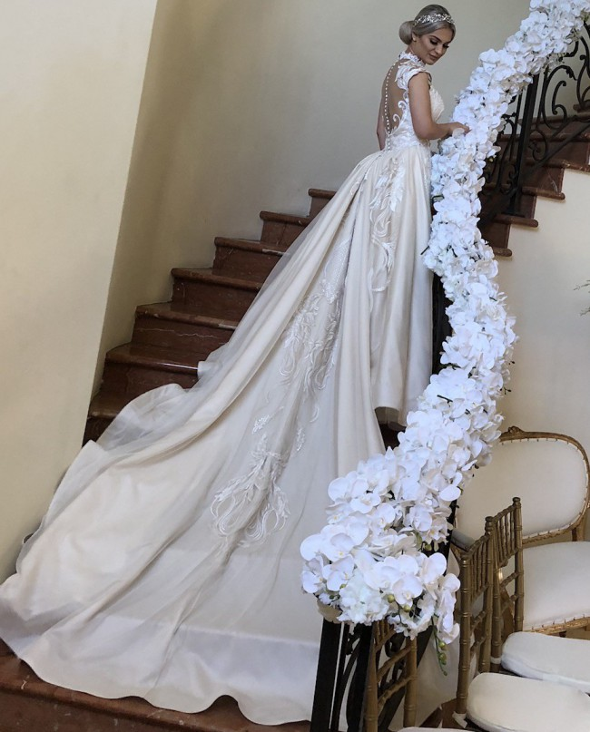 Karoza Bridal Custom made