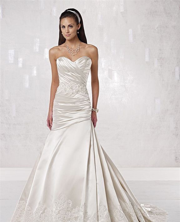 Kathy Ireland 231200 New Wedding Dress On Sale 47% Off
