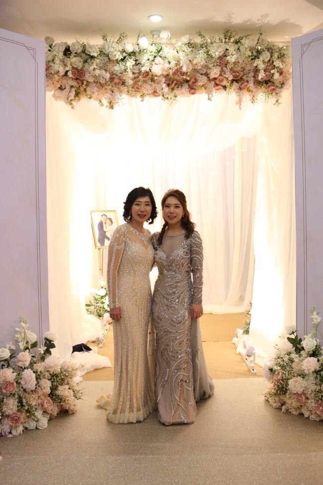 Custom Gown, Inspired by Zuhair Murad
