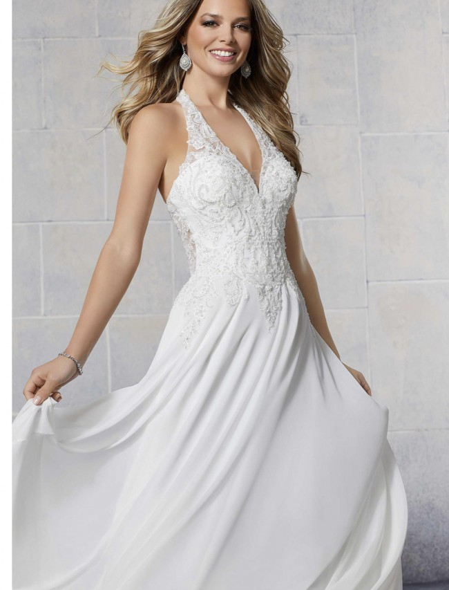 Morilee Sierra voyager wedding dress #6924
