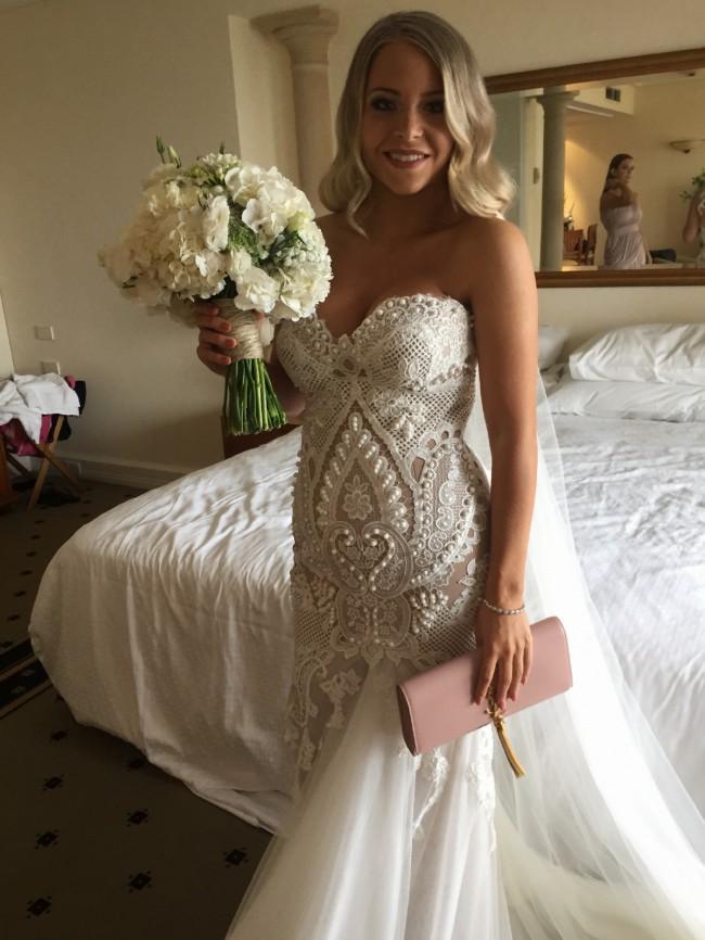 Leah Da Gloria Customized Emily Gown