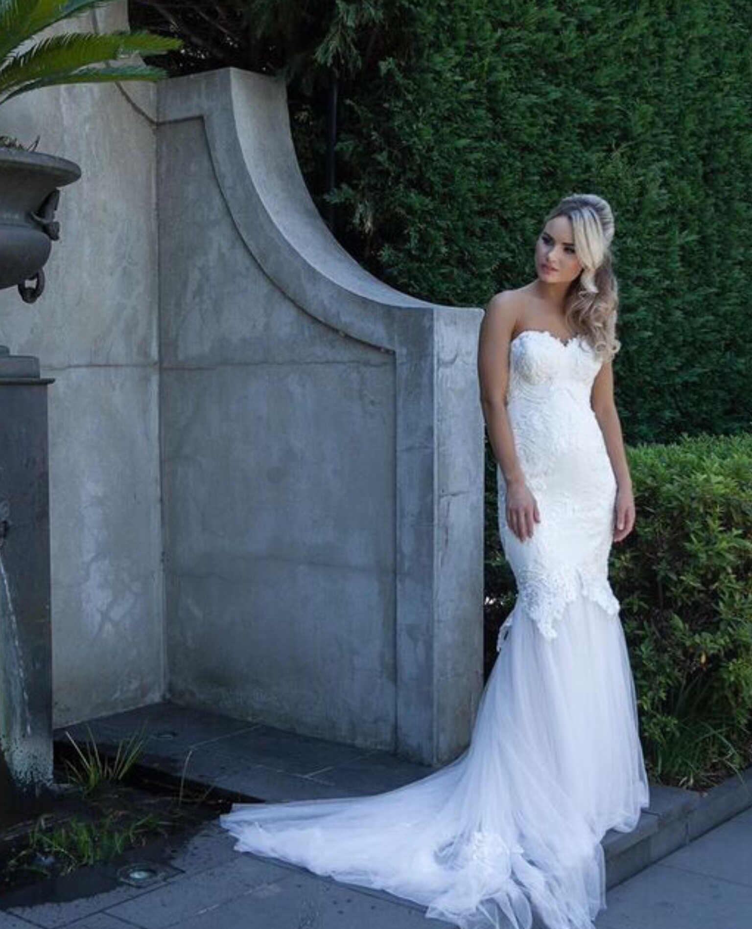 a581f768a28 Zhanel Bridal Couture Ready To Wear Designer Range. New Wedding Dress on  Sale 66% Off - Stillwhite United Kingdom