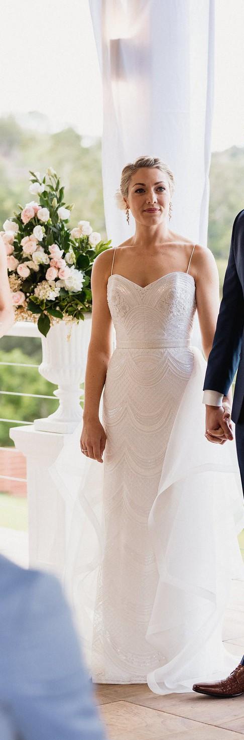 Karen Willis Holmes Ava Bespoke Gown