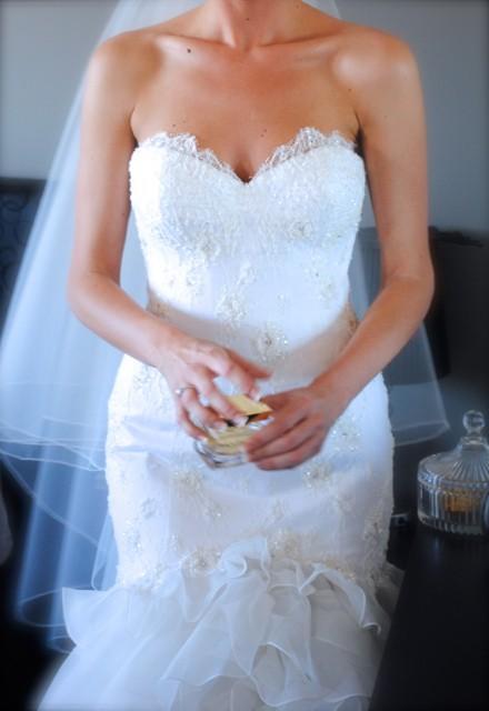 Tanya Didenko Couture, Custom Made Mermaid Dress