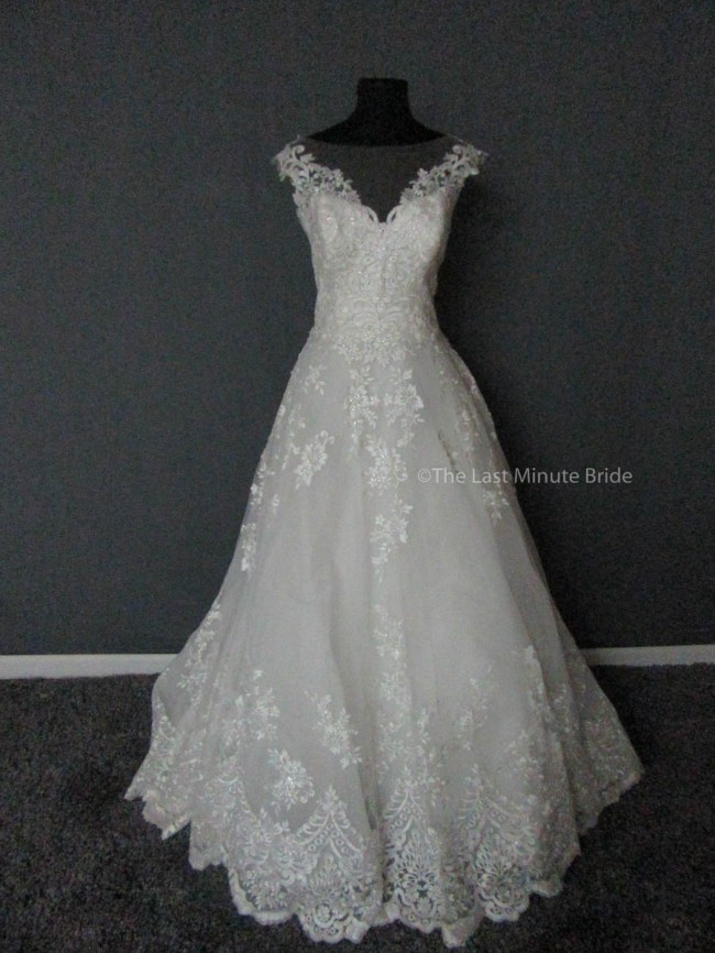 Allure Bridals, 9470