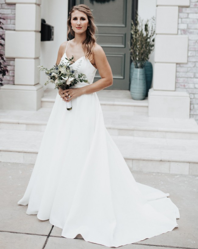 Jenny Yoo Piper Gown