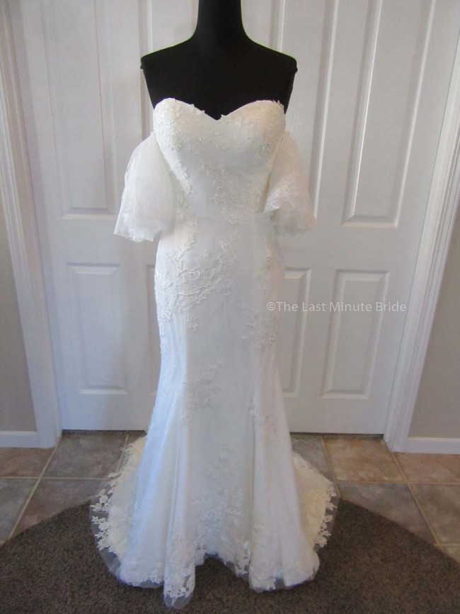 Marys Bridal MB3006