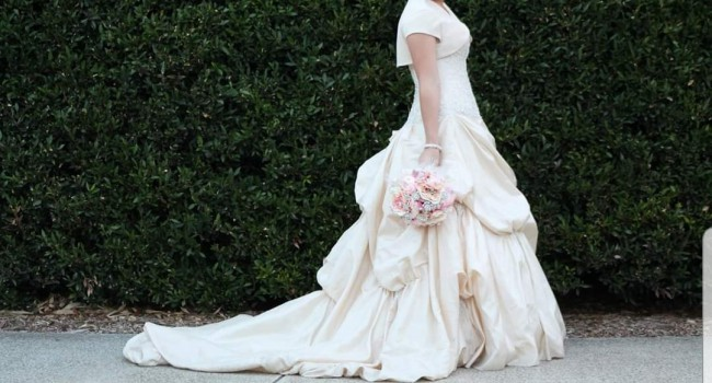 Maggie Sottero, Princess Victorian Gown
