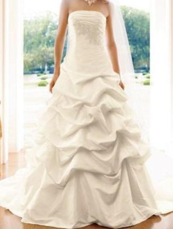 David's Bridal Ven Style OP9102