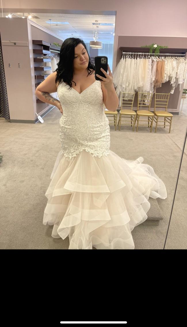 Allure Bridals W460