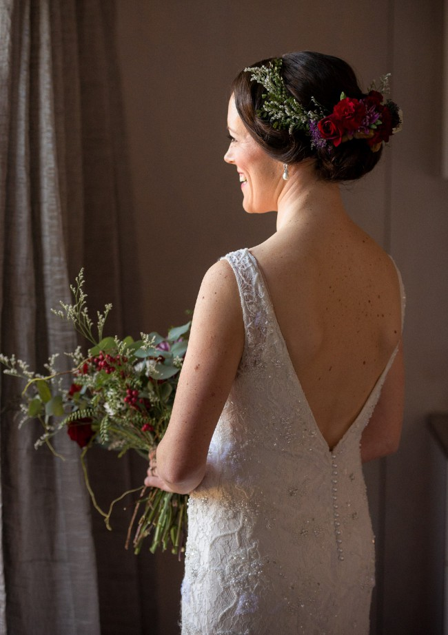 Wendy Makin Bridal Designs Solange - French Collection
