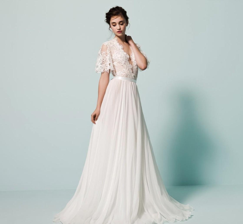 Daalarna Used Wedding Dress On Sale 63% Off