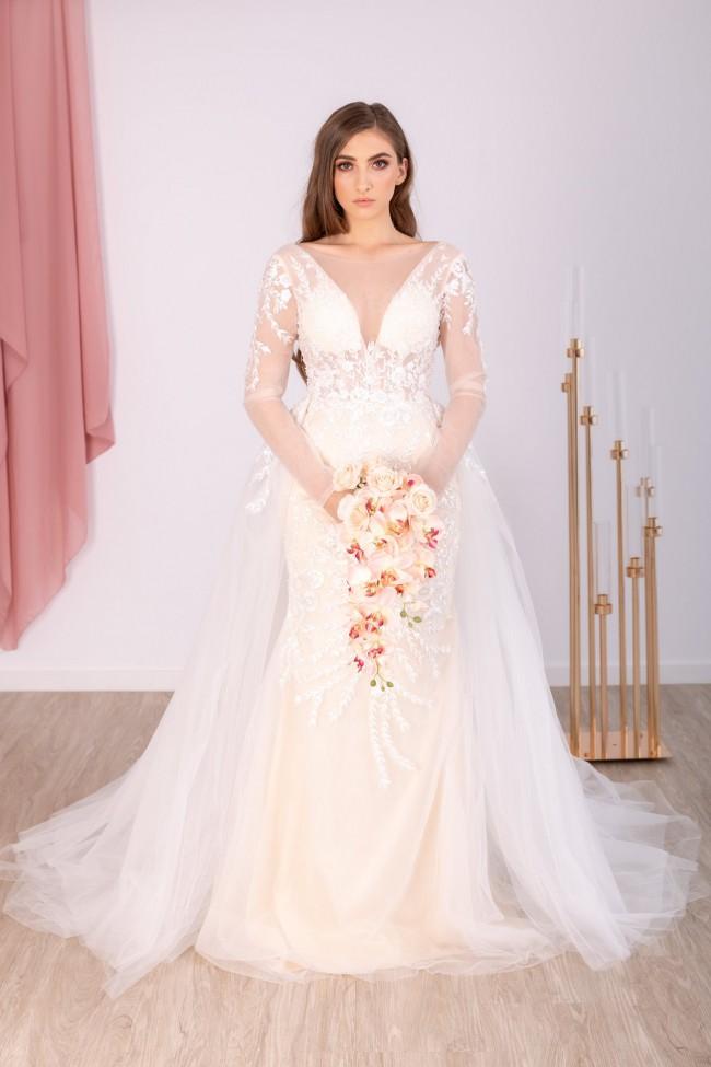 Tee & Ing Bridal Santorini Gown