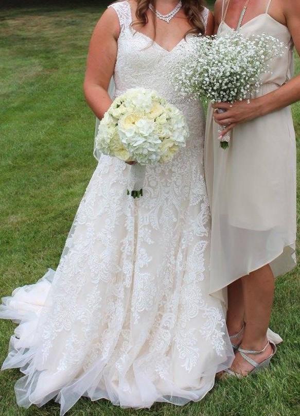 Allure Bridals 9125
