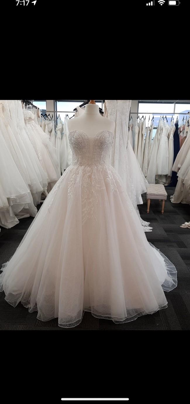 Jullia Bridal Custom Made
