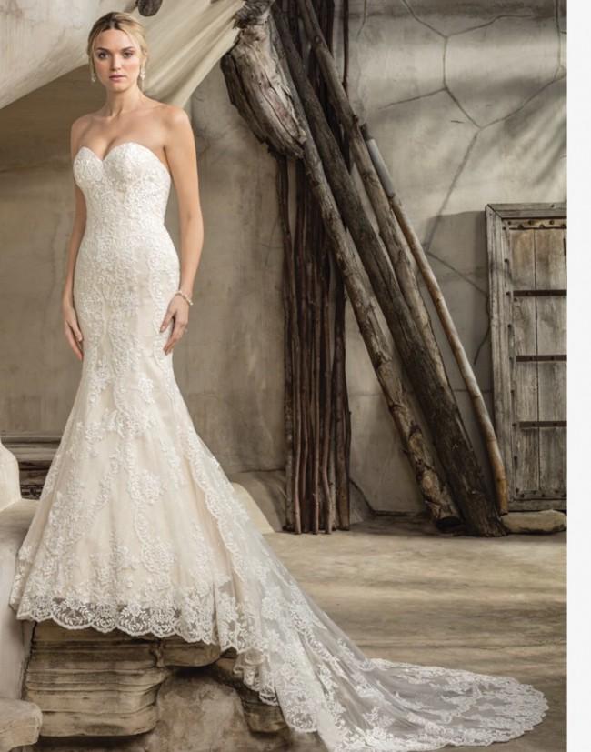 Casablanca Bridal 2292