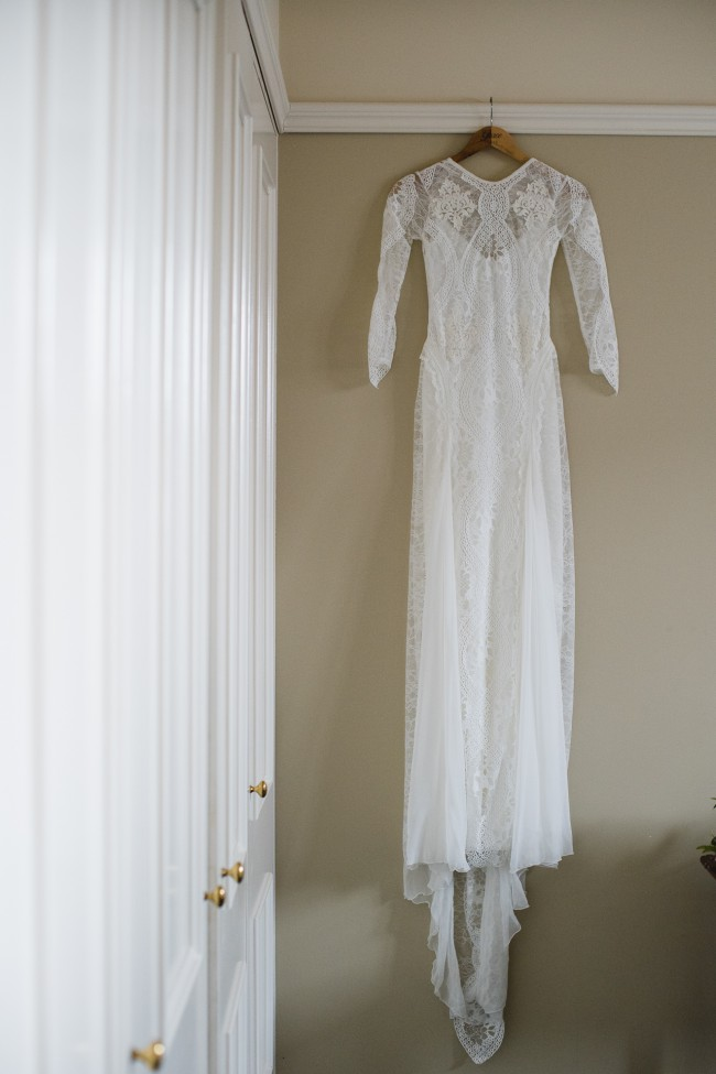 Grace Loves Lace, Inca full length ivory