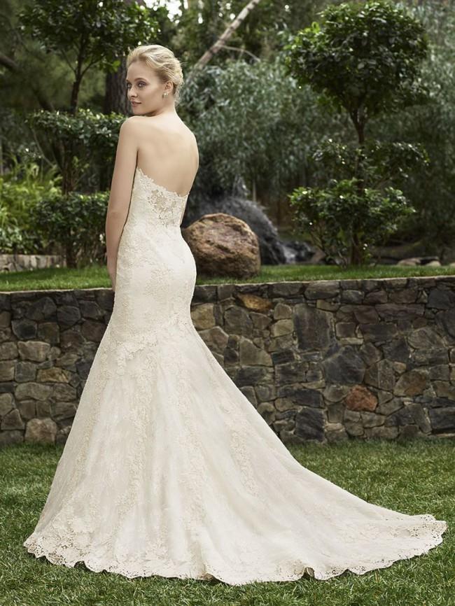 Casablanca Bridal Style 2262