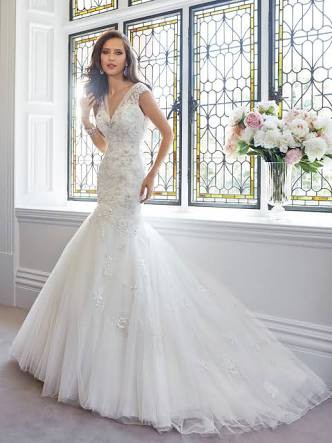 Sophia Tolli Leslie (2015 collection)