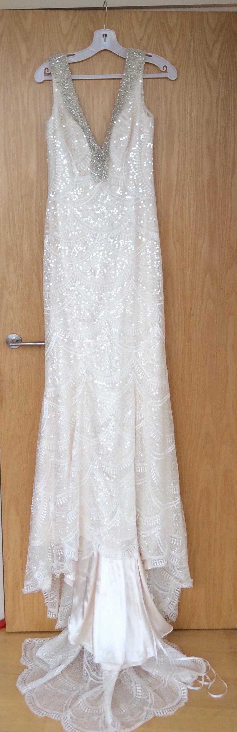 Ronald Joyce Ellie 69052 New Wedding Dress On Sale 35 Off