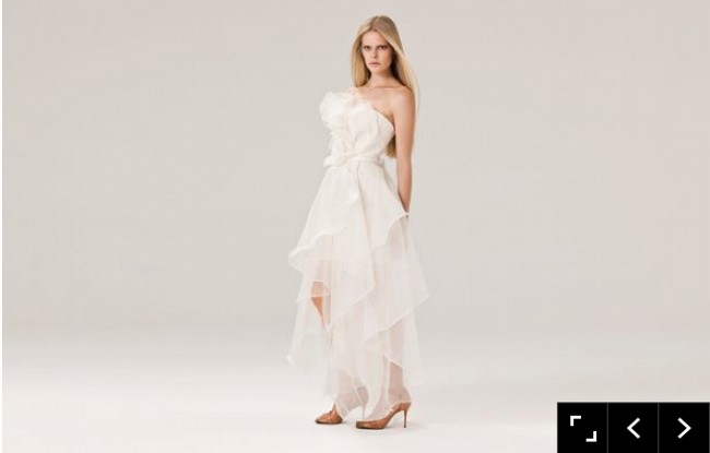 Carla Zampatti Petal Wedding Gown New Wedding Dress On Sale 58 Off