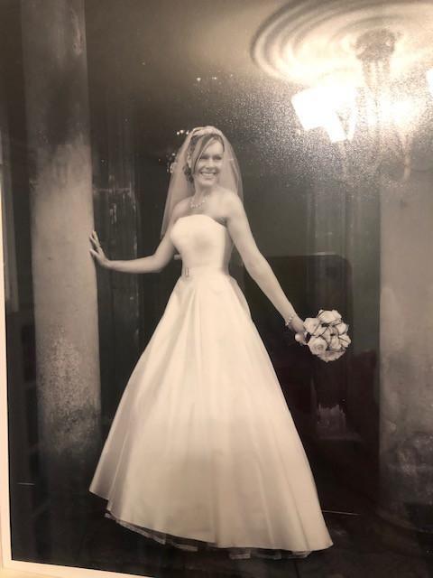 Blue Bridalwear, Custom Made
