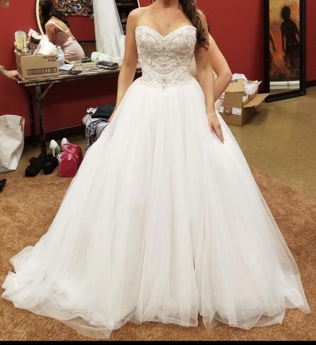 Ball Gown Y21663, Novella