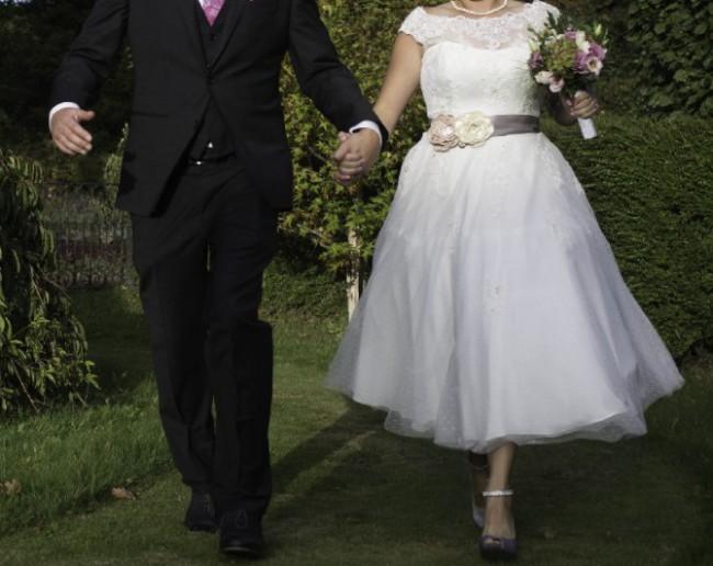 David's Bridal WG3721
