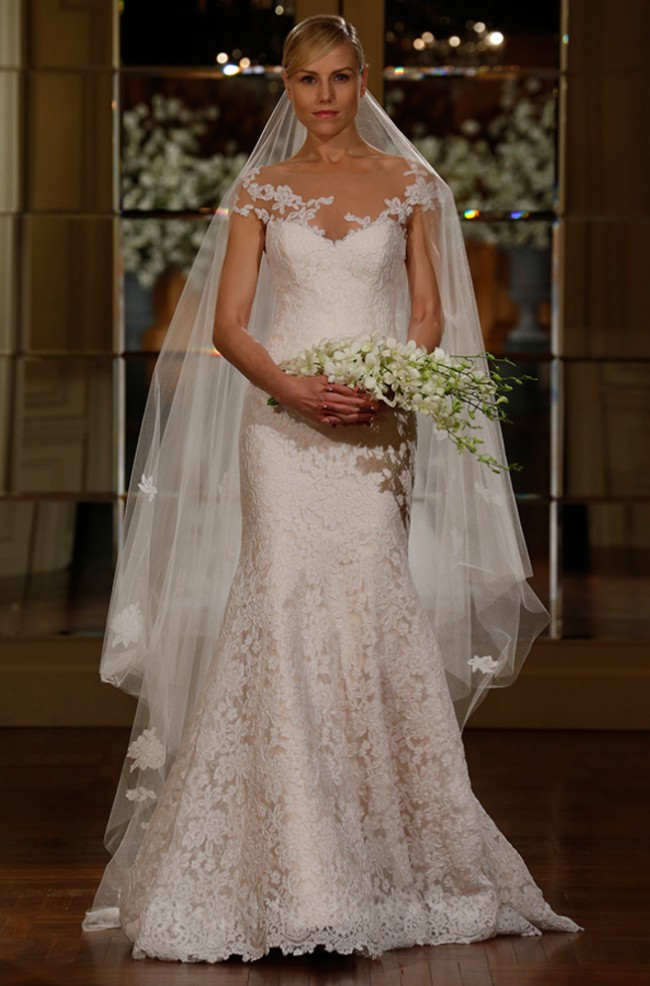 2263eba4290b Legends Romona Keveza L5101 Used Wedding Dress on Sale 67% Off ...
