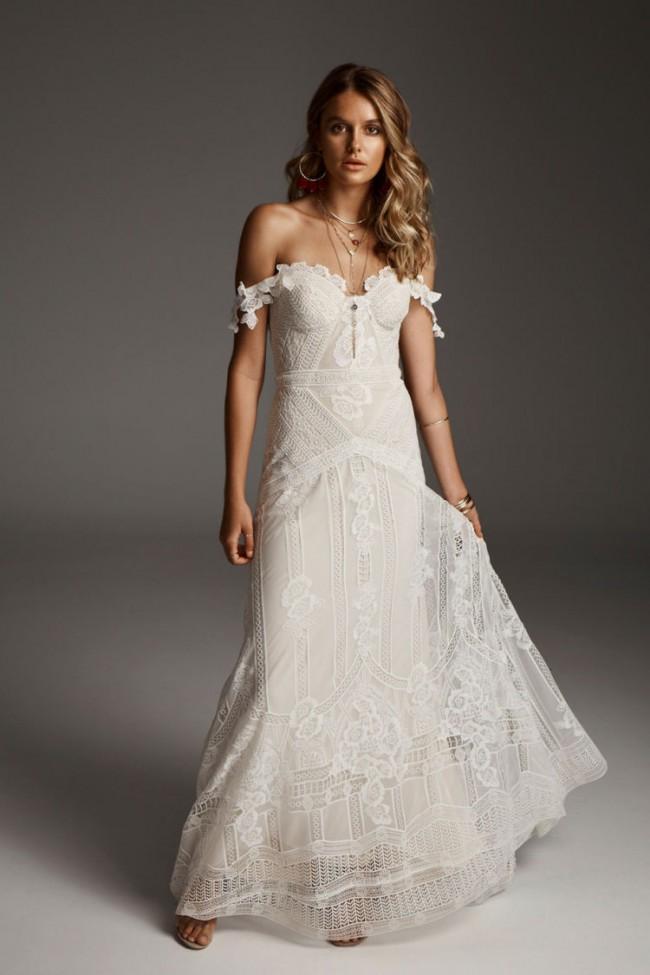 Rue De Seine, Fox gown