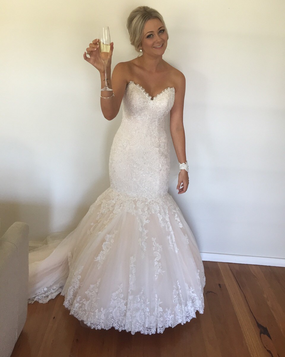 Maggie Sottero Marianne Second Hand Wedding Dress On Sale