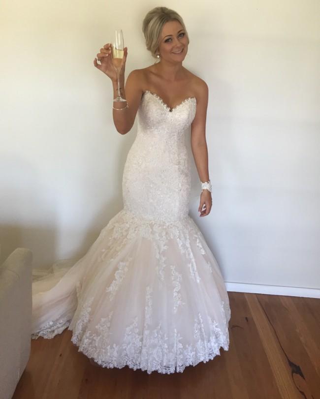 94bccf96fbf5b Maggie Sottero Marianne Wedding Dress On Sale - 55% Off