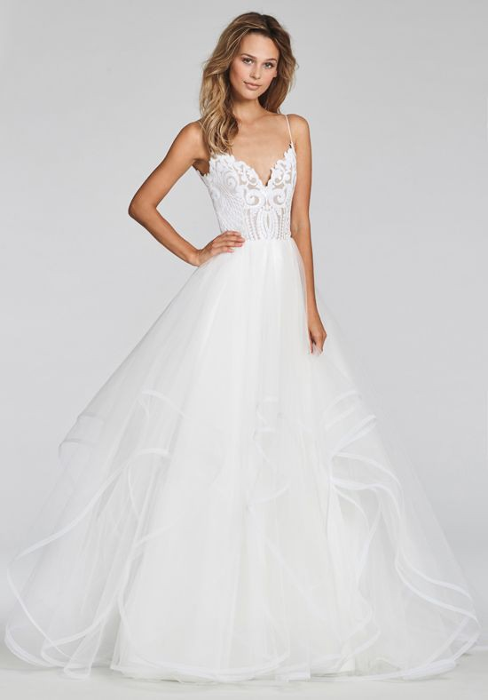 Hayley Paige Pepper Gown AU size 6