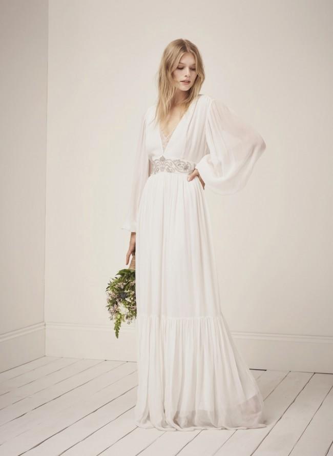9fb03f308a8 French Connection New Wedding Dress on Sale 50% Off - Stillwhite